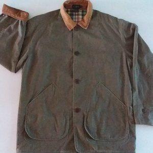 Vintage 90's J Crew field jacket.